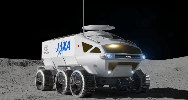 Lunar Cruiser : demandez-lui la Lune !
