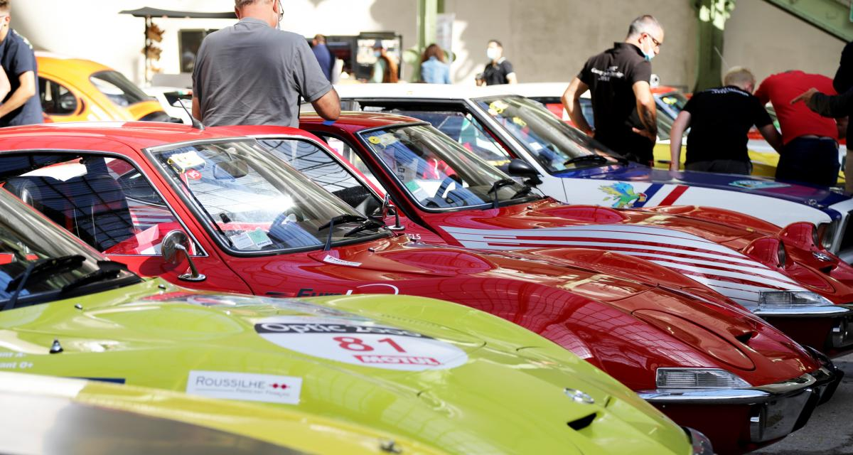 Tour Auto 2020 : De la Porsche 906 à l'Opel 1900 GT…