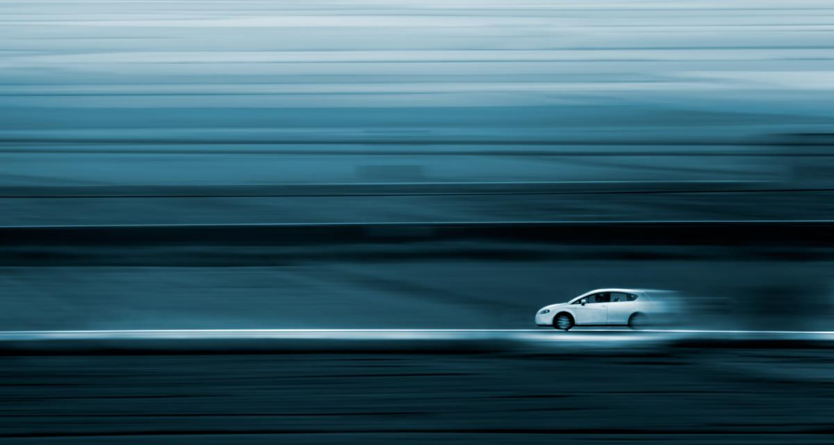 En récidive et sous stupéfiants, il est flashé à 228 km/h sur l'autoroute