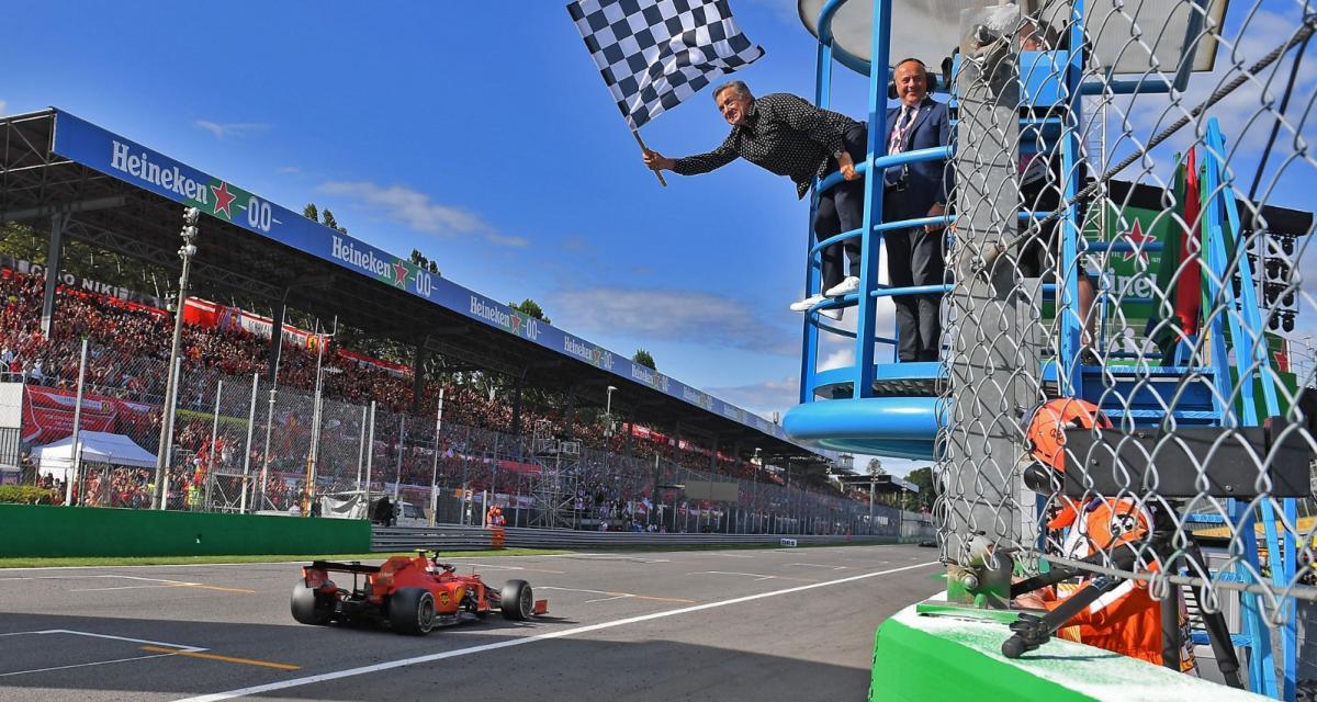 Grand Prix d'Italie de F1 en streaming : où voir les essais libres ?