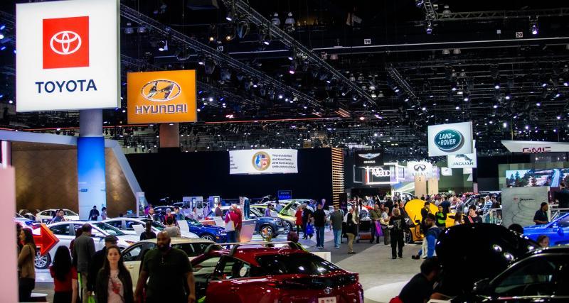 Salon de l'Auto de Los Angeles : reporté à mai 2021