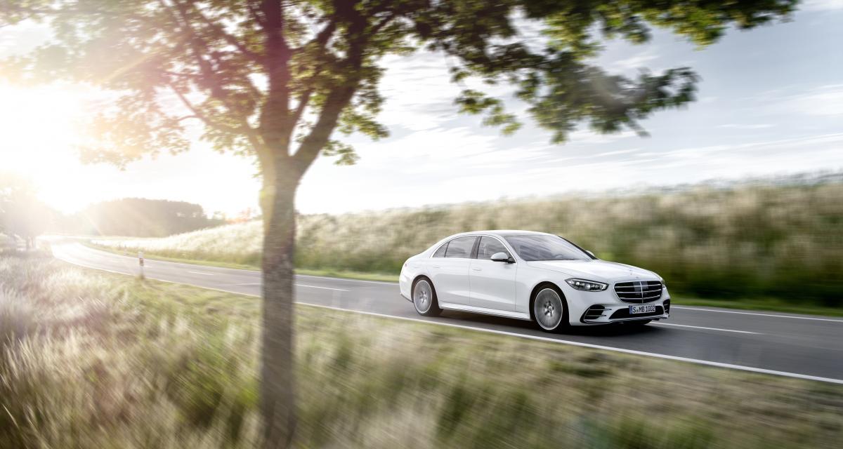 Mercedes Classe S, Peugeot 3008, etc. Le récap' de l'actu auto de la semaine en vidéo