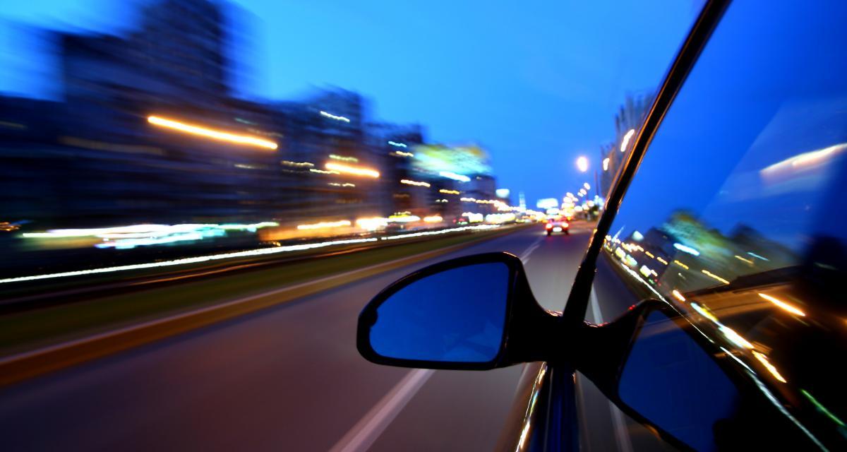 Excès de vitesse en ville et stupéfiants, le chauffard n'échappe pas aux gendarmes girondins