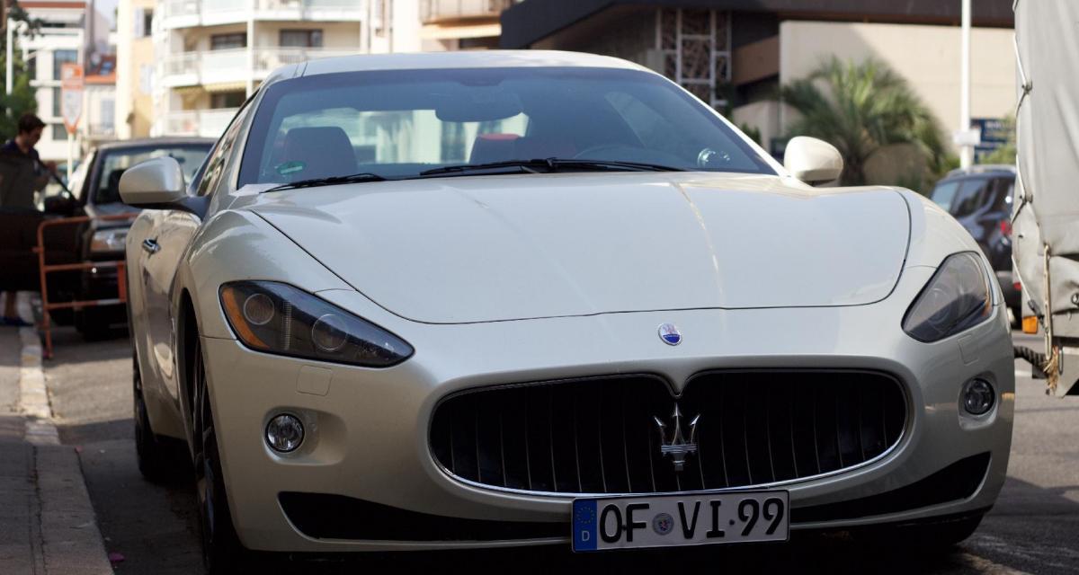 Fou du volant : à 216 km/h en Maserati sur l'A10, il est obligé de rendre son permis aux gendarmes