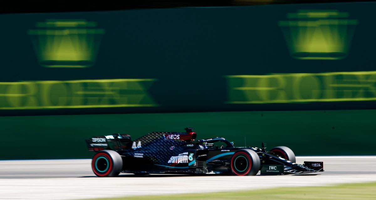F1 - Grand Prix d'Italie : le départ de la course en vidéo