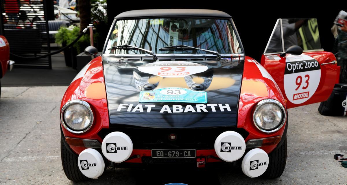 Fiat-Abarth : nos photos des bombinettes italiennes au Grand Palais