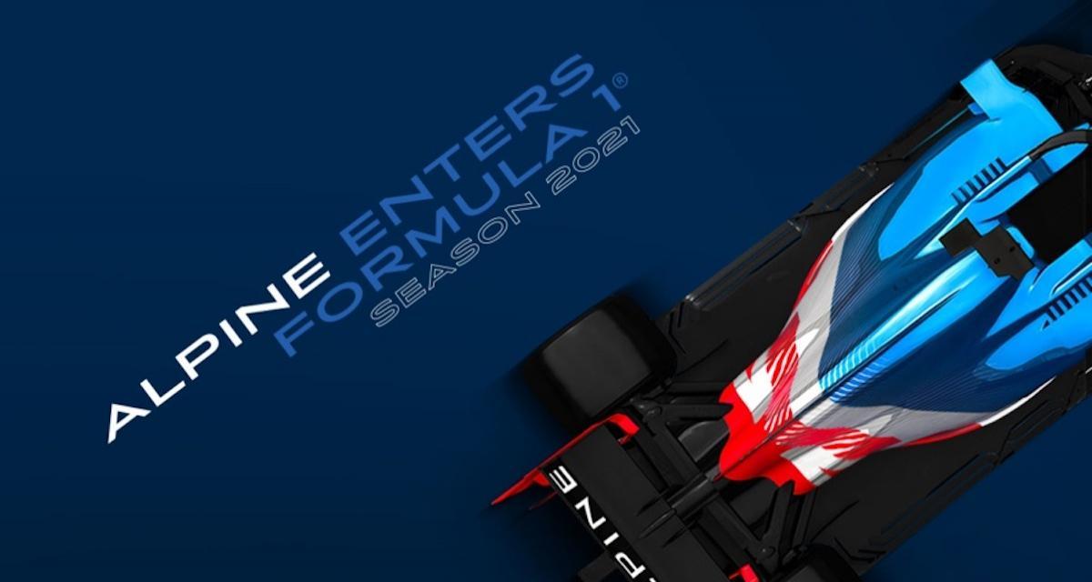 Adieu Renault F1 Team : vive Alpine F1 Team !