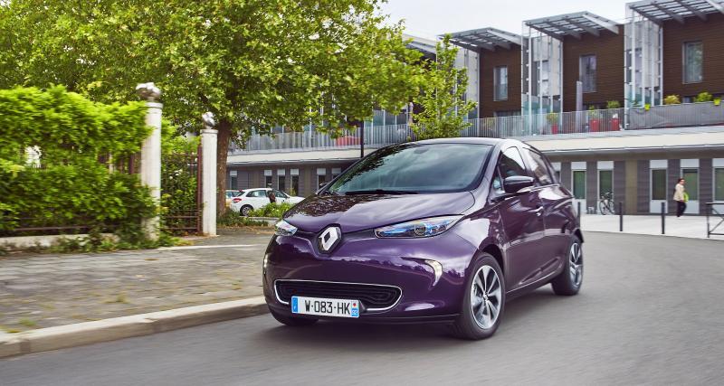 À fond de compteur en… Renault Zoé sur une autoroute allemande (vidéo)