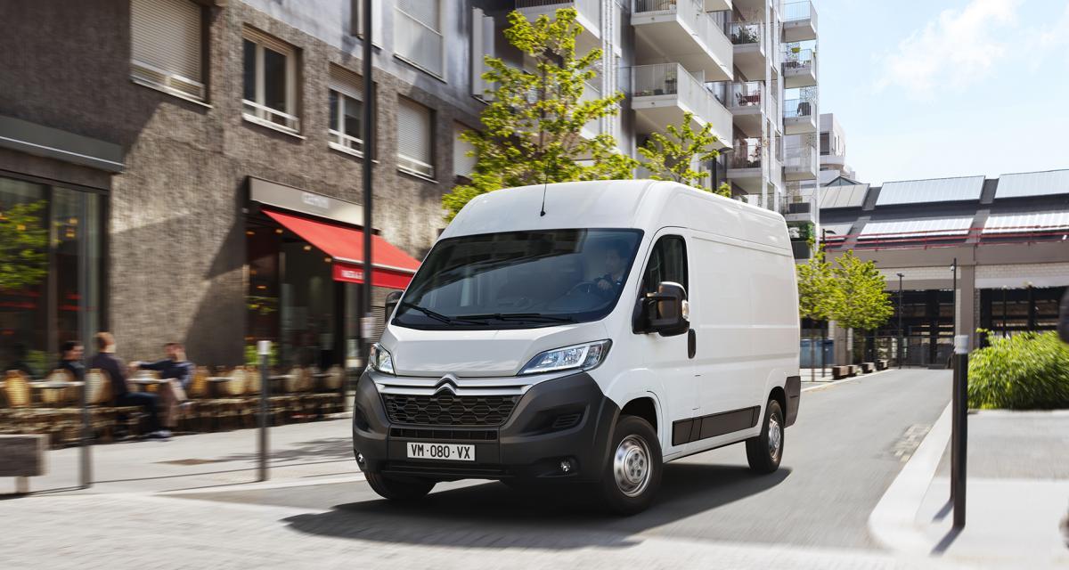 Citroën ë-Jumper (2021) : un utilitaire généreux et silencieux