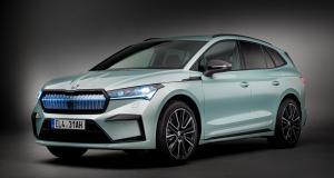 Skoda Enyaq iV : les prix du SUV électrique