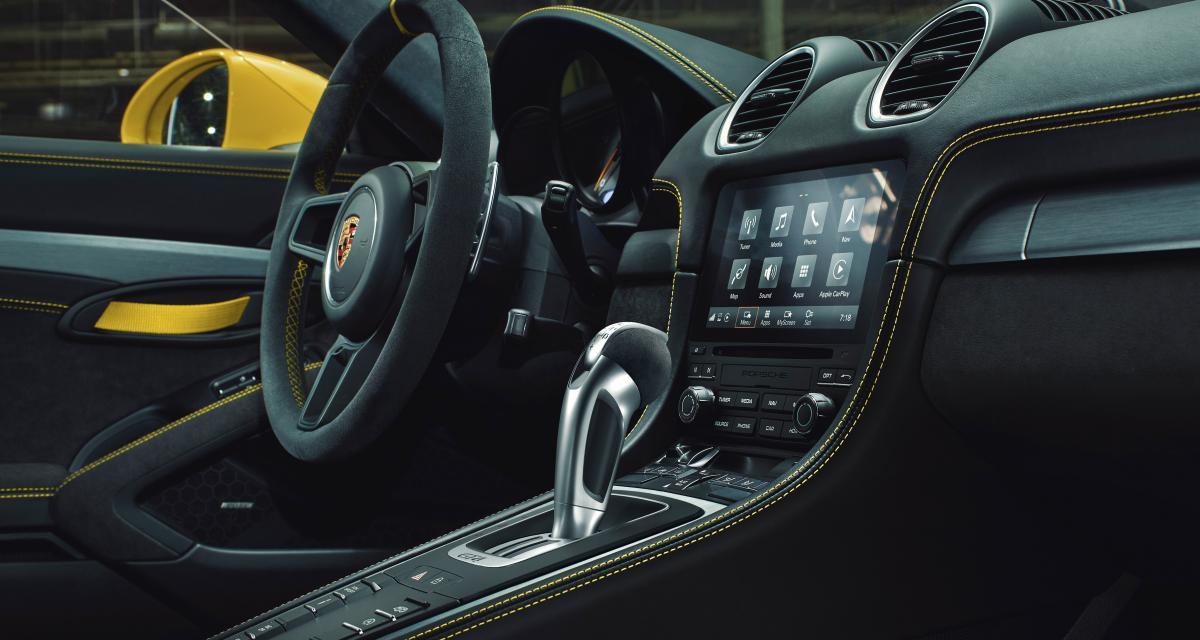 Porsche Boxster/Cayman 718 GTS et GT4 Flat-six 4.0 : bienvenue à la boîte PDK