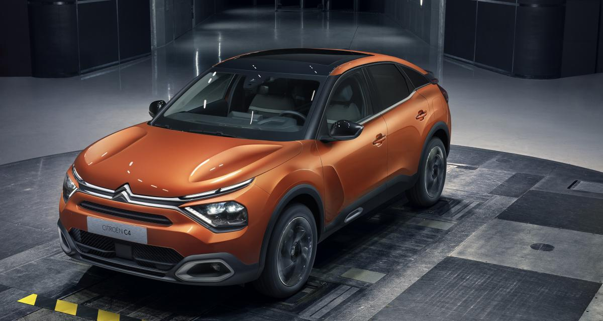 Nouvelle Citroën C4 (2020) : les prix de la berline compacte