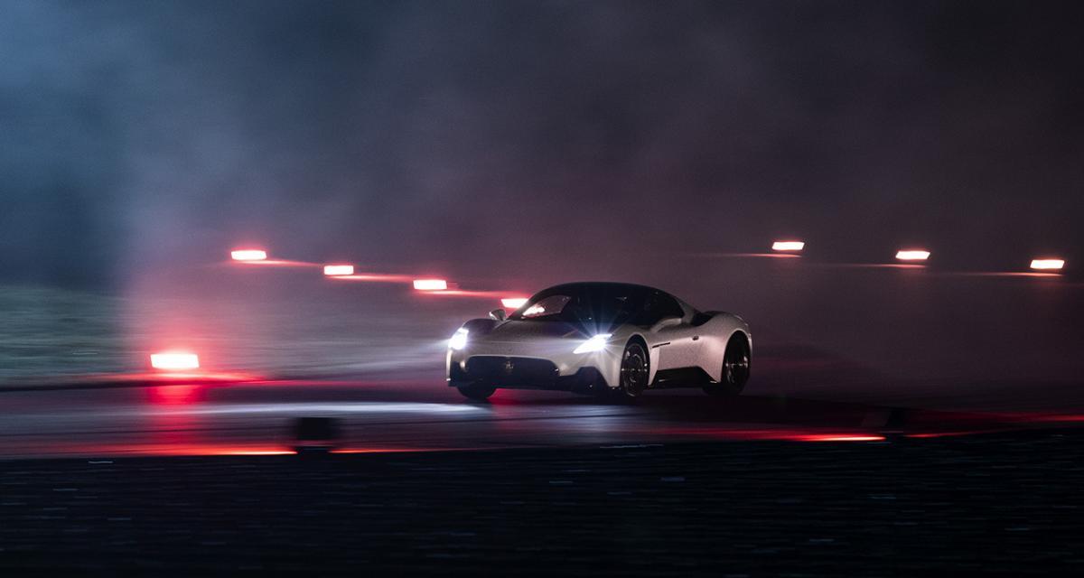 Nouvelle Maserati MC20 : mamma mia !