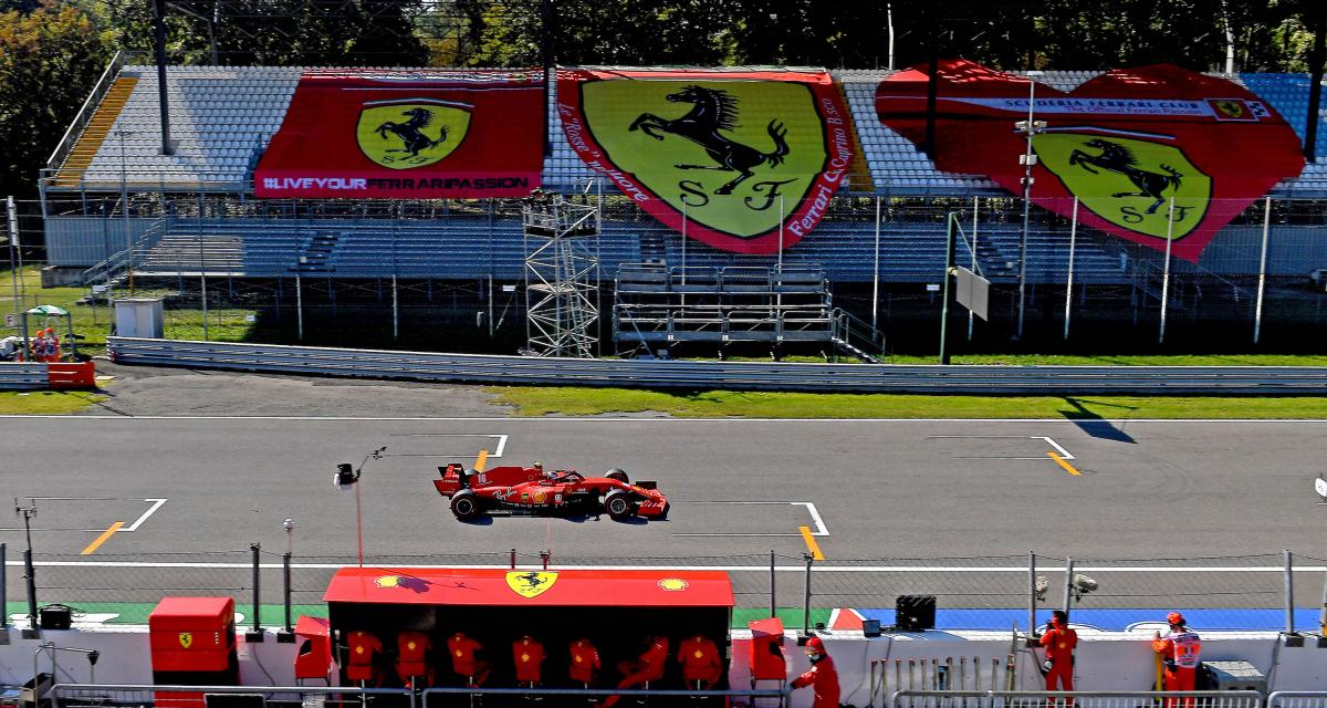 Grand Prix de Toscane de F1 : le programme TV du week-end