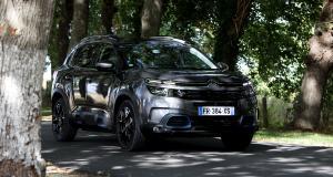Essai Citroën C5 Aircross Hybrid : SUV survolté cherche confort d'exception