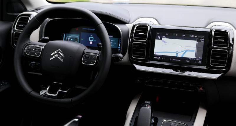 Vie à bord : techno et ergonomie