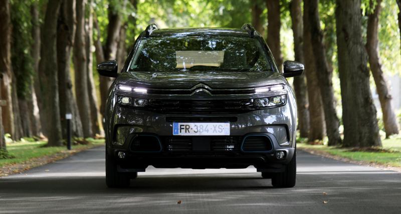 Citroën C5 Aircross Hybrid : verdict