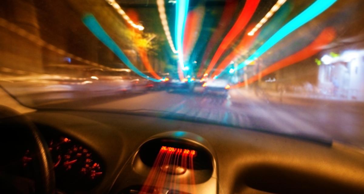 Contrôlé à 129 km/h au lieu 50, les gendarmes de l'Aude lui retirent son permis