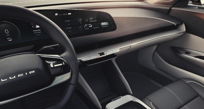 Mieux finie qu'une Tesla ?