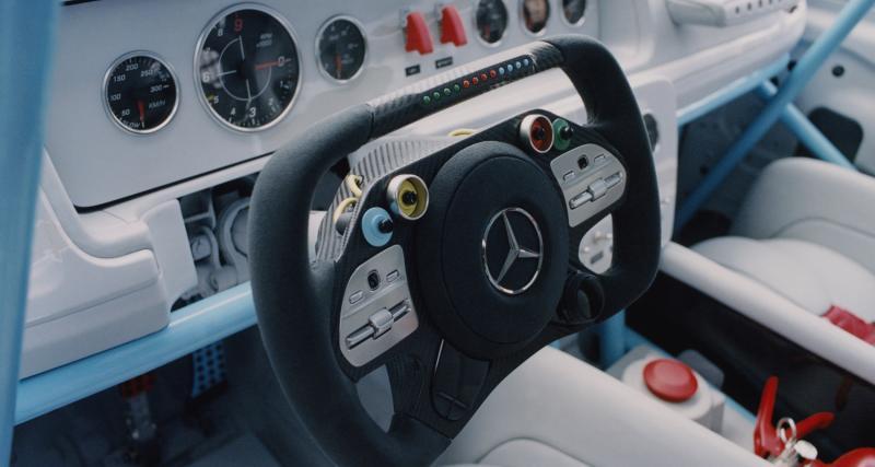 Directement inspiré par le sport automobile
