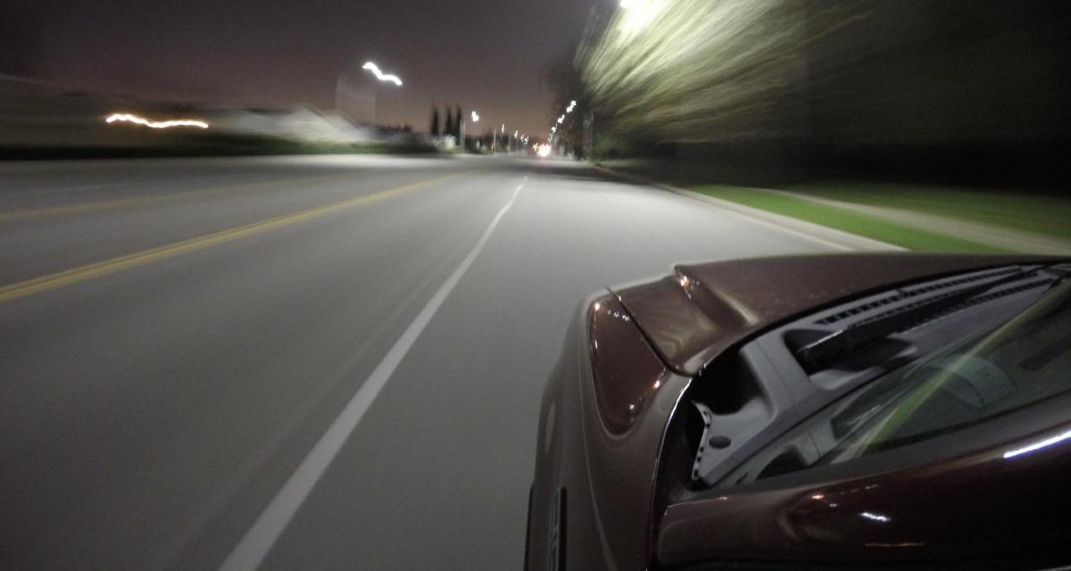 Fou du volant : arrêté à 191 km/h, il se roule un joint devant les gendarmes