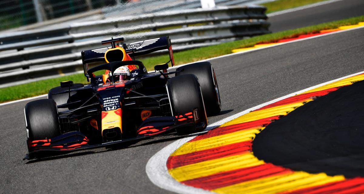 Grand Prix de Toscane de F1 : les crashs de Verstappen et Gasly au départ en vidéo