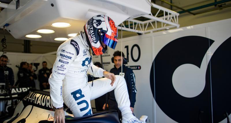 Grand Prix de Toscane de F1 : la réaction de Pierre Gasly après son abandon (vidéo)