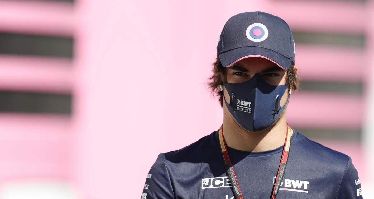 GP de Toscane de F1 : le crash de Lance Stroll en vidéo