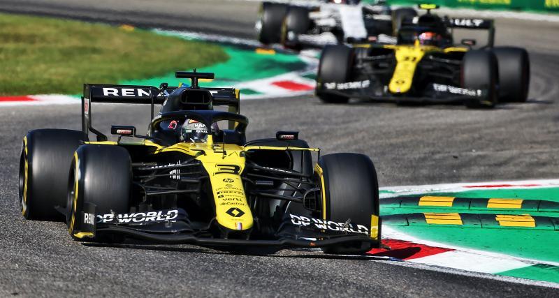 GP de Toscane de F1 : l'excellent 3e départ de Daniel Ricciardo en vidéo