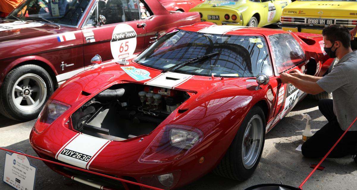 Ford GT40, Mustang, Escort et Capri : nos photos au Grand Palais