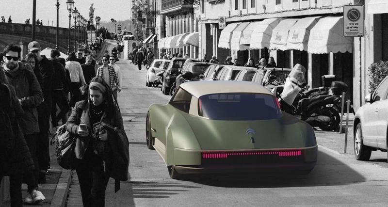 Citroën DS Pallas Hommage : la renaissance d'un mythe imaginée par un designer