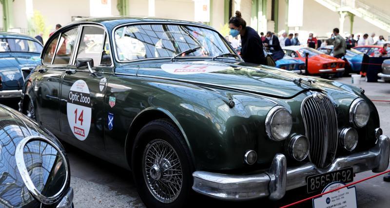 Jaguar : nos photos des fauves anglais au Grand Palais