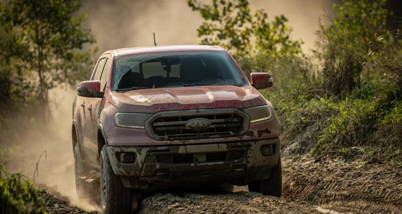 Ford Ranger Tremor (2021) : un pack tout-terrain complet dédié au pick-up