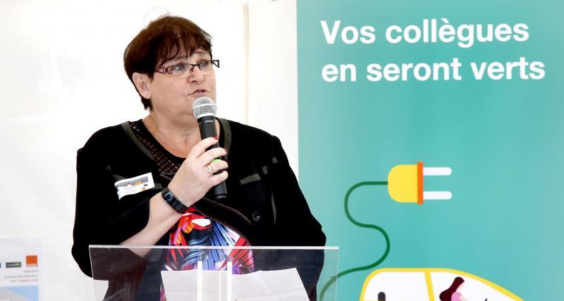 Interview avec Hélène Billon, Directrice Facilities & Mobility Management chez Orange