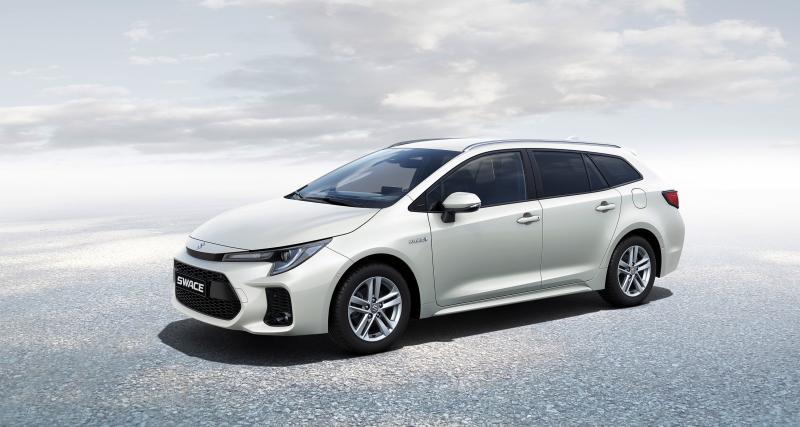 Suzuki Swace (2021) : un nouveau break hybride sur base Toyota