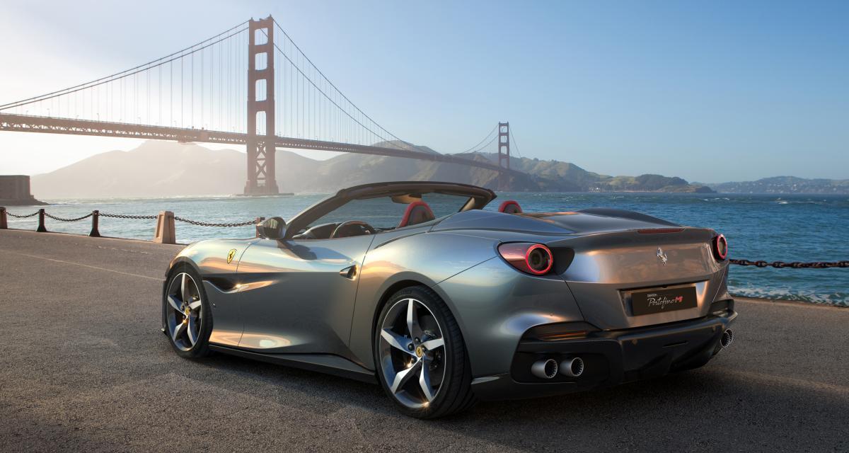Ferrari Portofino M (2021) : la même mais avec 620 chevaux