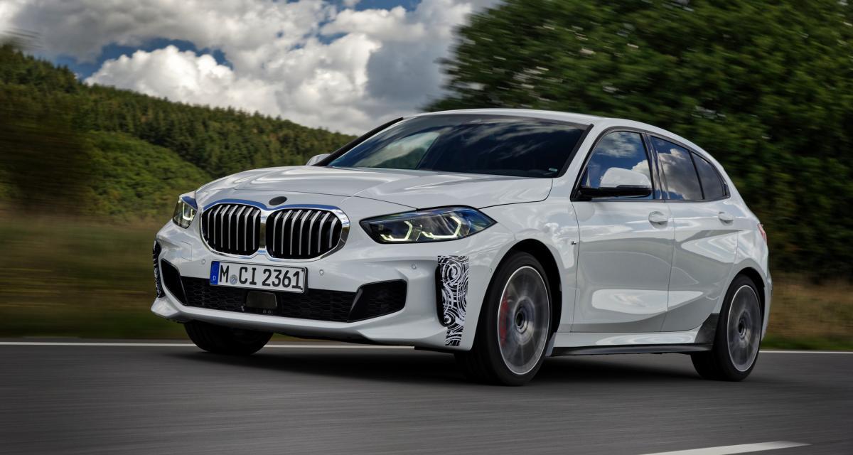 BMW 128ti (2021) : la firme allemande prépare son offensive sportive en simple traction