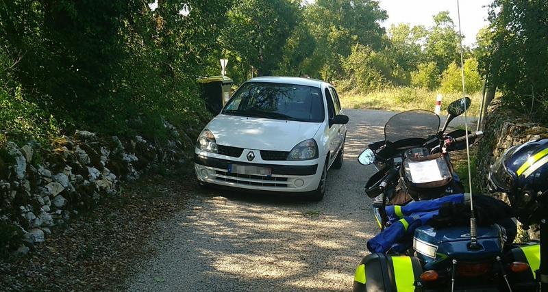 Il perd son permis après 9 mois sur les routes : flashé à 146 km/h sur une départementale