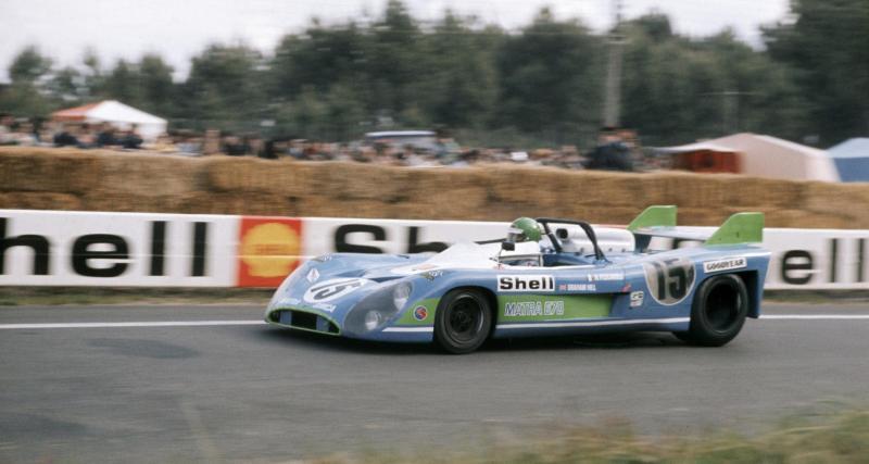 Matra MS 670 : la championne des 24h du Mans 1972 bientôt en vente