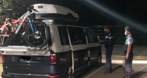 Vol à la roulotte sur autoroute : la gendarmerie veille au grain