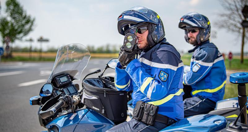 Flashs à gogo dans le 77 : contrôle géant des gendarmes, 453 excès de vitesse et 8 permis retirés