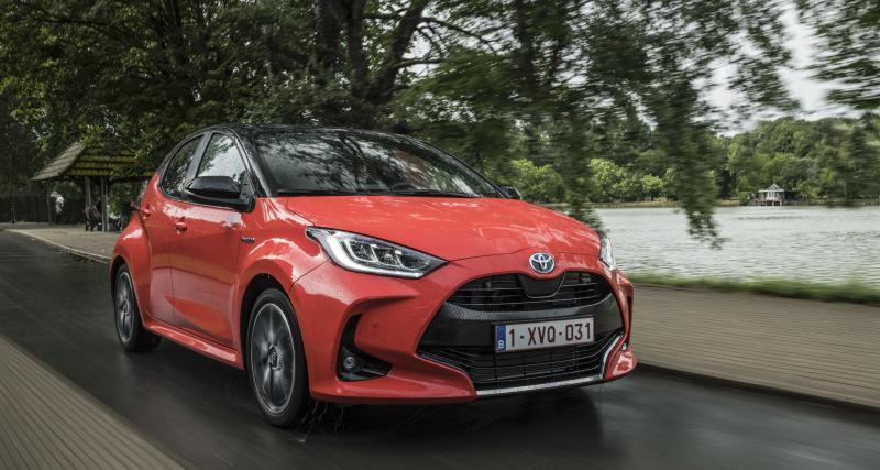 Nouvelle Toyota Yaris : Origine France Garantie, c'est fait !