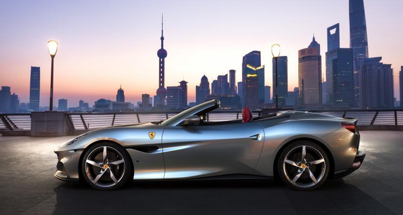 Ferrari, Jaguar et Audi dans l'actu auto de la semaine en vidéo