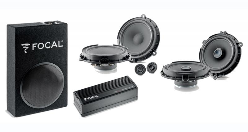 Un pack hi-fi « plug and play » pour la Ford Mustang chez Focal