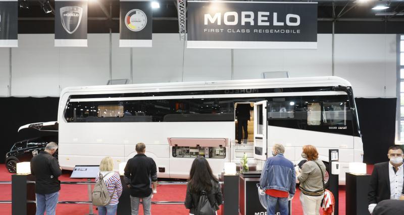 Morelo Grand Empire : le liner de 12 mètres au prix de 700.000€