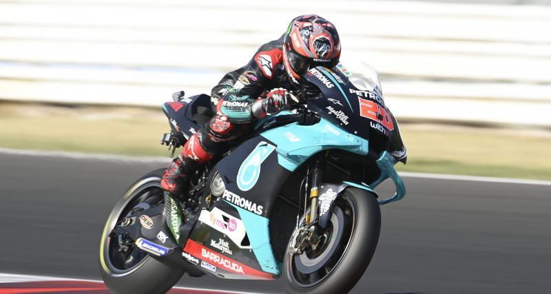 MotoGP - Grand Prix d'Émilie-Romagne en streaming : où voir la course ?