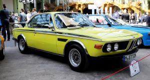 BMW : nos photos des sportives germaniques au Grand Palais
