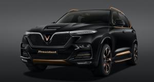 VinFast President : un SUV vietnamien équipé d'un V8 américain