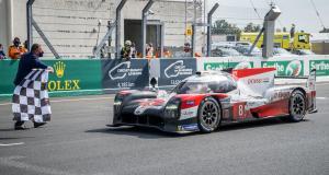 24 Heures du Mans : Toyota, bis repetita