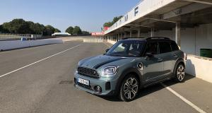 Essai Mini Cooper SE Countryman : nos photos du Coutryman restylé plug-in
